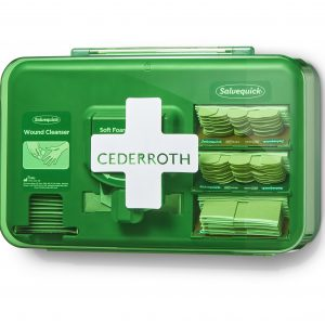 WOUND CARE DISPENSER, BEIGE, CEDERROTH